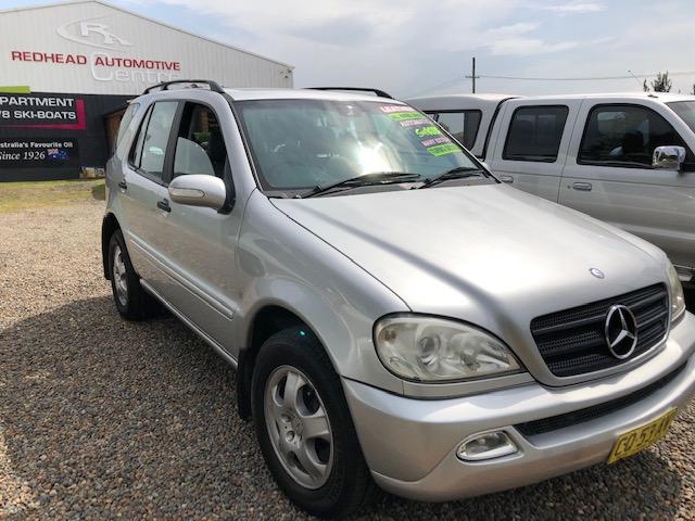 2003 Mercedes-Benz ML270 CDI