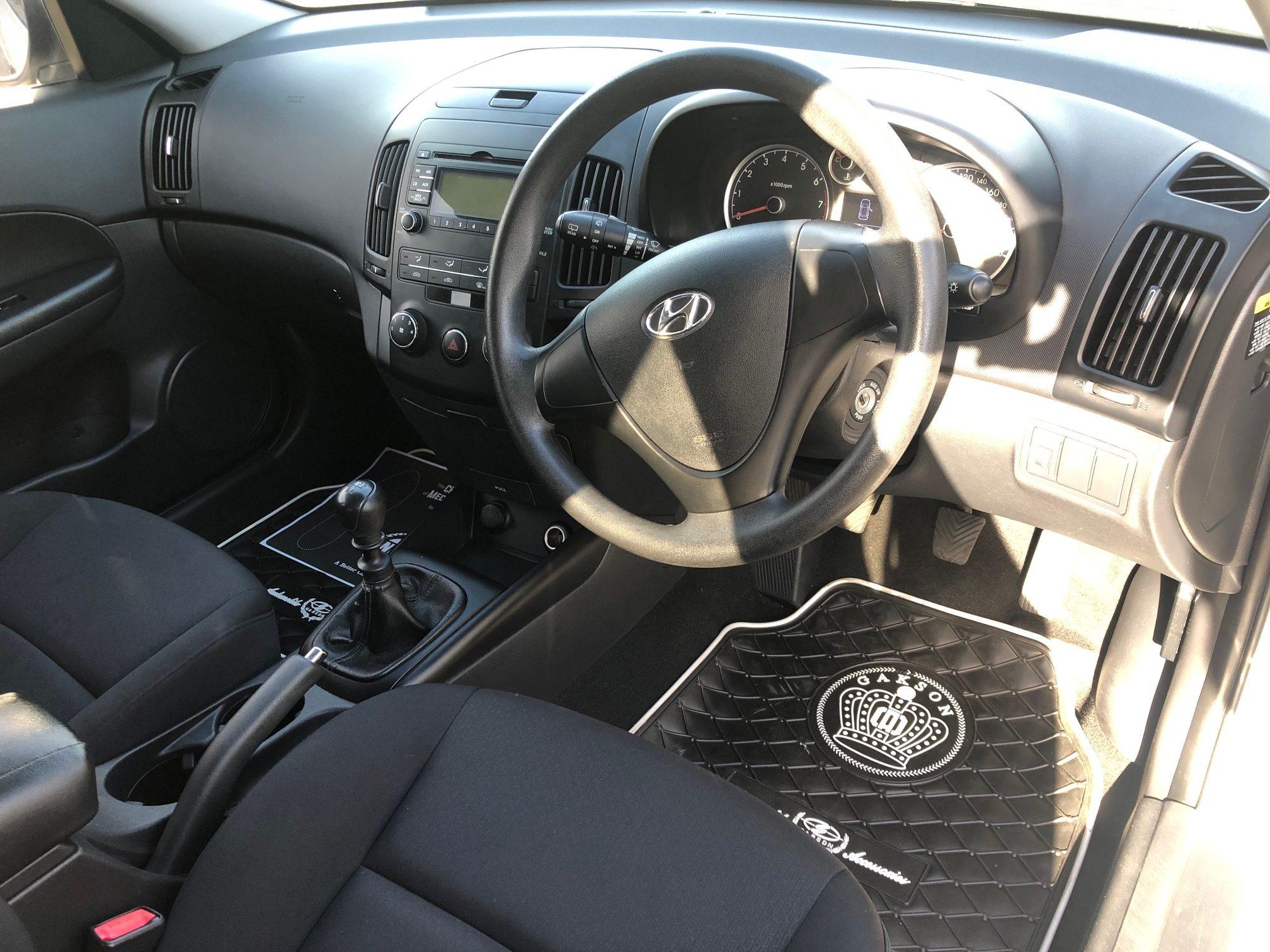 2010 Hyundai i30 SX MY10 2.0L Petrol