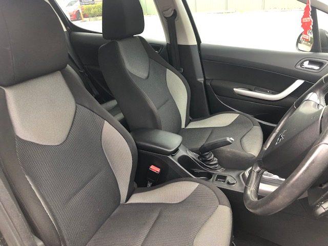 2011 Peugeot 308 Sportium