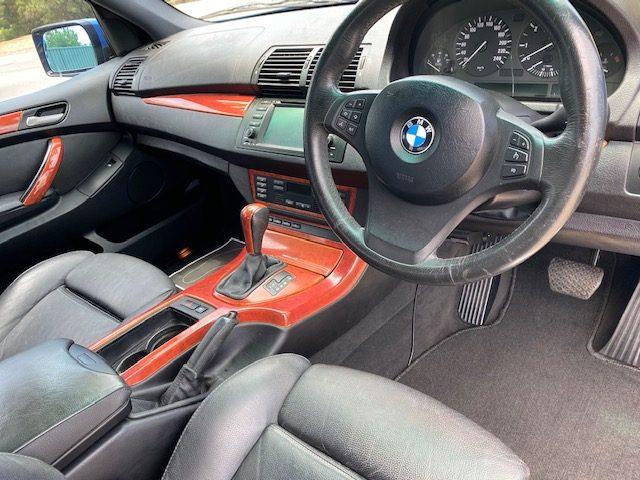 2004 BMW X5 3.0 TURBO DIESEL / 6 MONTHS REGO
